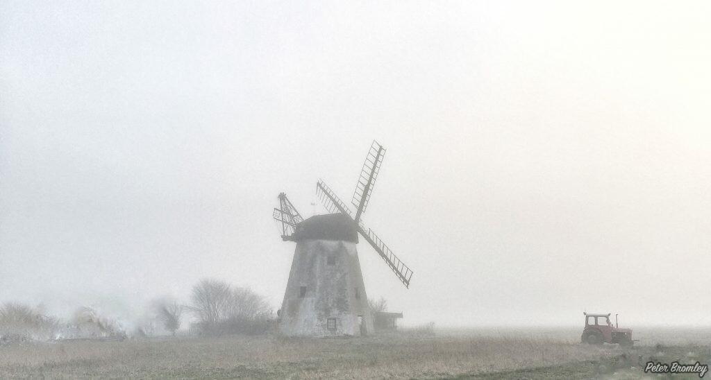 Windmill on Bornholm